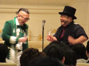髭男爵 お笑い芸人の派遣 キャスティング