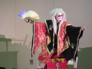 歌舞伎マジック 芸術鑑賞会 学校行事イベント