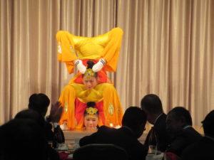 中国雑伎団 大道芸 パーティー余興に呼ぶ