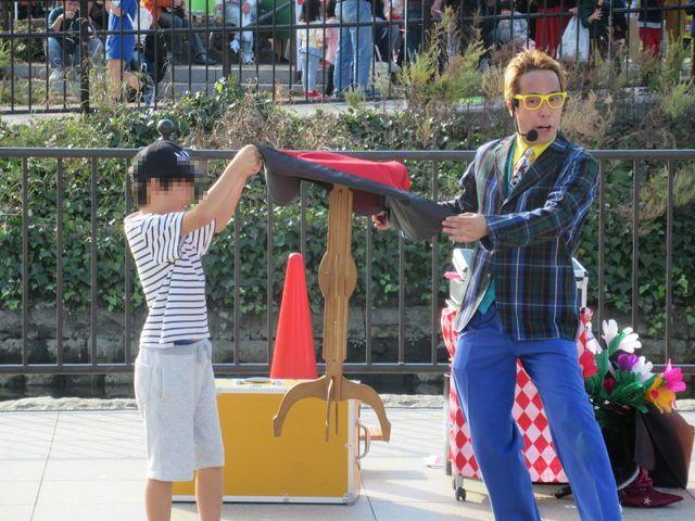 JA農業祭り 大道芸 マジック キャラクター 派遣 演芸